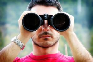 Gerlos: Binoculars portrait - https://www.flickr.com/photos/gerlos/