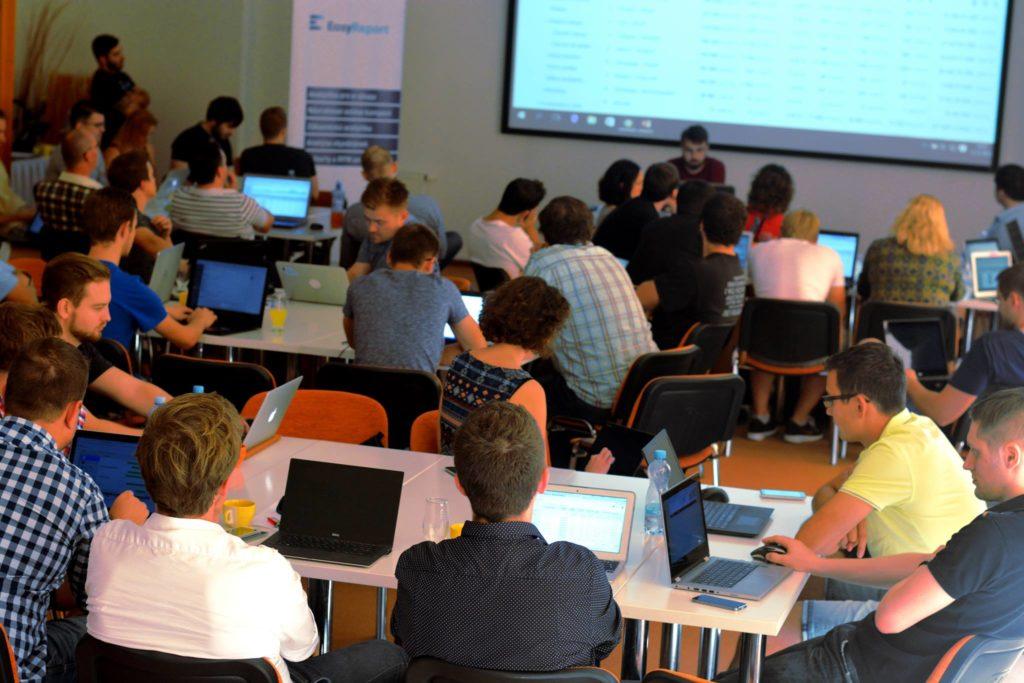 Medio Data Workshop - Část o přehledech Enhanced Ecommerce
