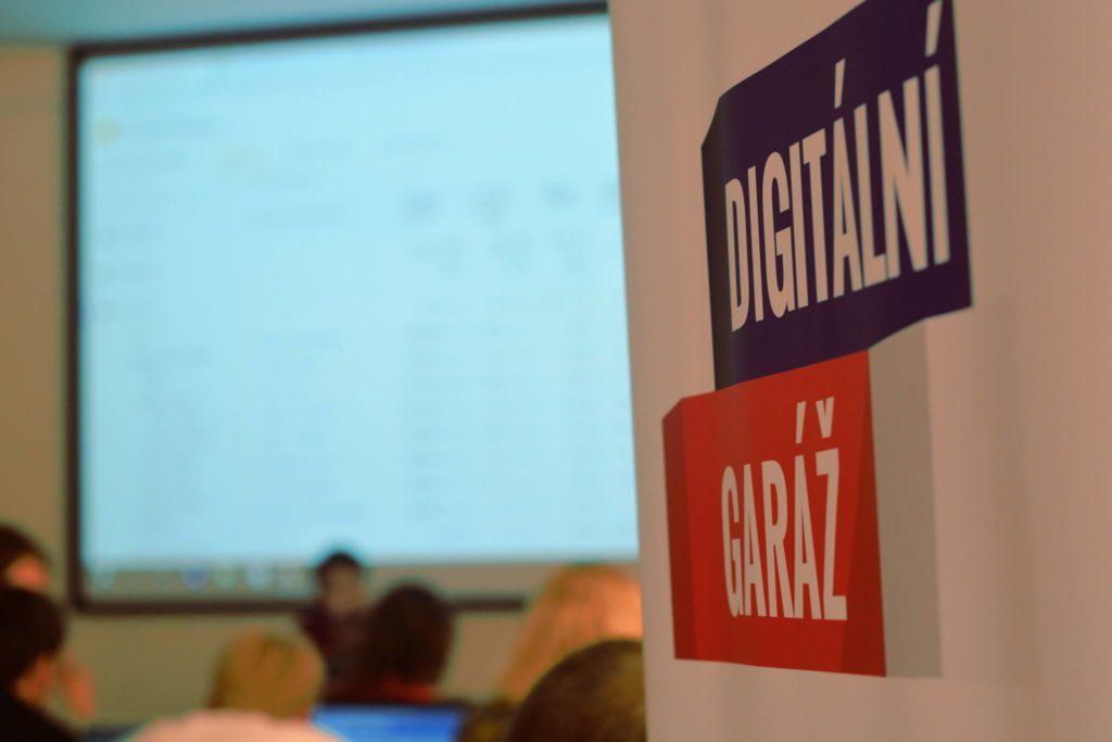 Medio Data Workshop - Digitální garáž coby partner akce