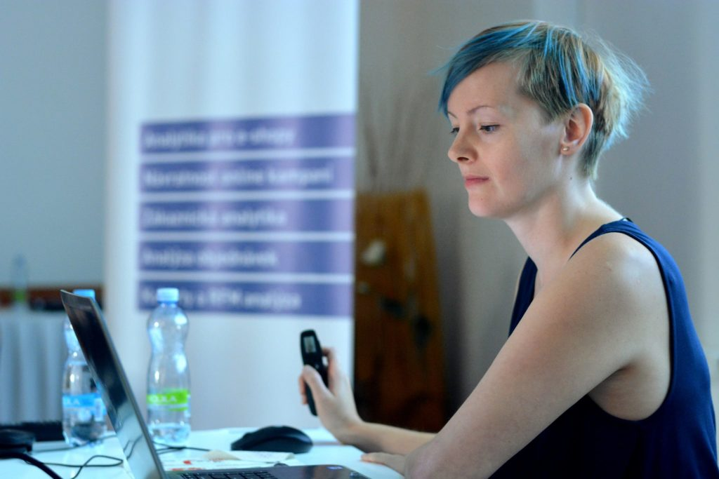 Medio Data Workshop - Vlastní přehledy