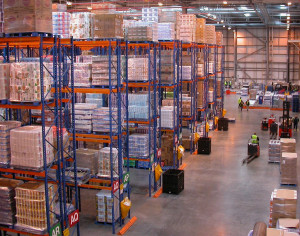 Nick Saltmarsh: Distribution centre - https://www.flickr.com/photos/nsalt/